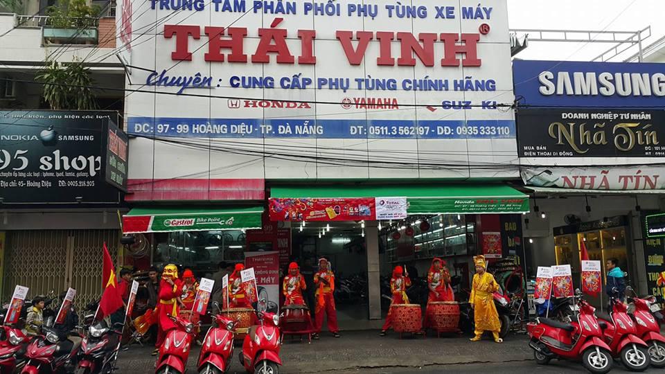 cửa hàng Thái Vinh