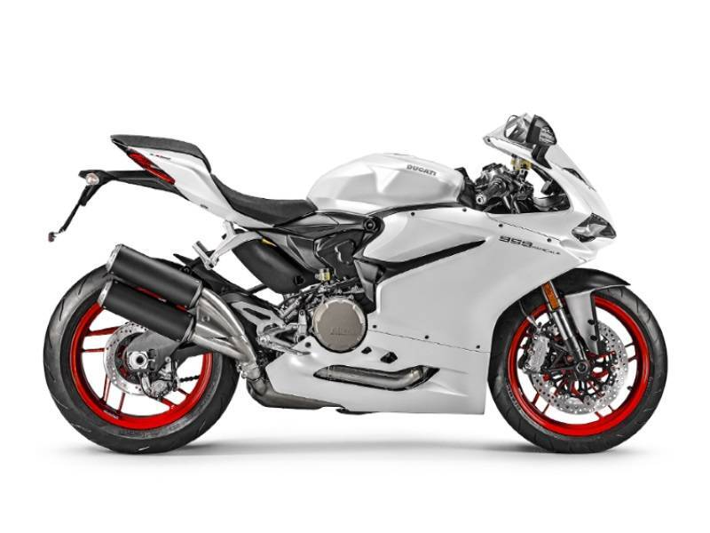 Moto Ducati 959