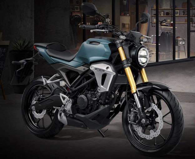 Honda CB150R - Ngoại hình hầm hố, động cơ mạnh mẽ