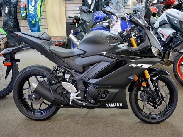 Yamaha YZF-R3 2019 có nhiều cải tiến về thiết kế