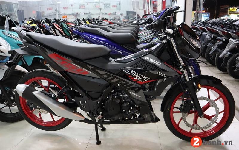 Suzuki satria 2021 - 1