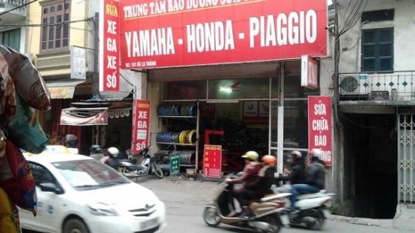 Mở tiệm sửa xe máy cần bao nhiêu VỐN?