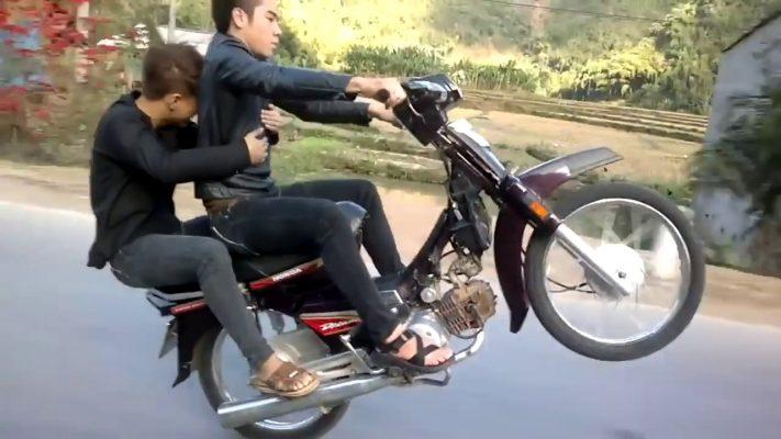 Huong dan boc dau xe may