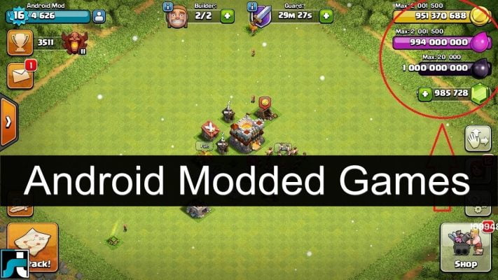Hướng dẫn mod game Android