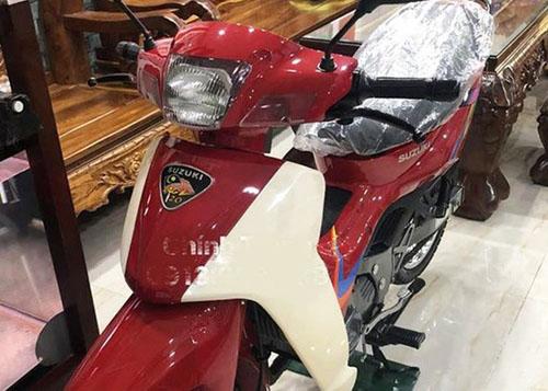 Choáng với những chiếc Suzuki xì-po giá khủng nhất Việt Nam - 1