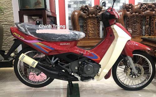 Choáng với những chiếc Suzuki xì-po giá khủng nhất Việt Nam - 2