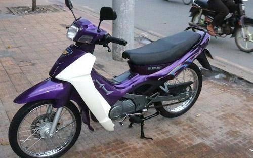 Choáng với những chiếc Suzuki xì-po giá khủng nhất Việt Nam - 3