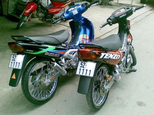 Choáng với những chiếc Suzuki xì-po giá khủng nhất Việt Nam - 4