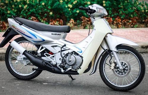 Choáng với những chiếc Suzuki xì-po giá khủng nhất Việt Nam - 5