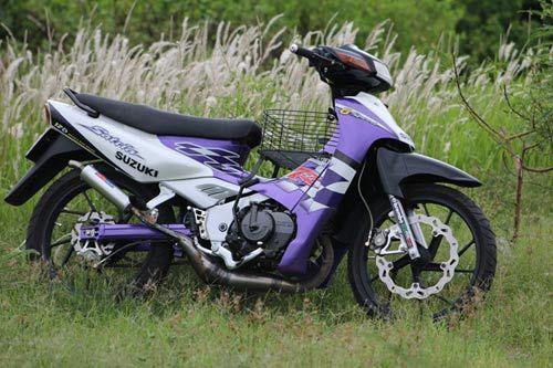 Choáng với những chiếc Suzuki xì-po giá khủng nhất Việt Nam - 6