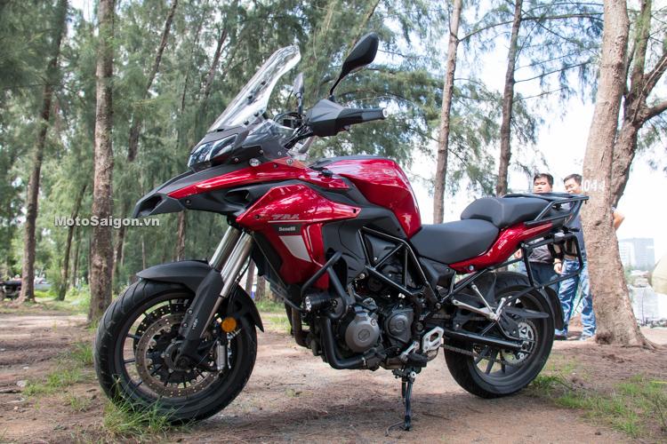 danh gia xe benelli trk 502 motosaigon motosaigon 21 2