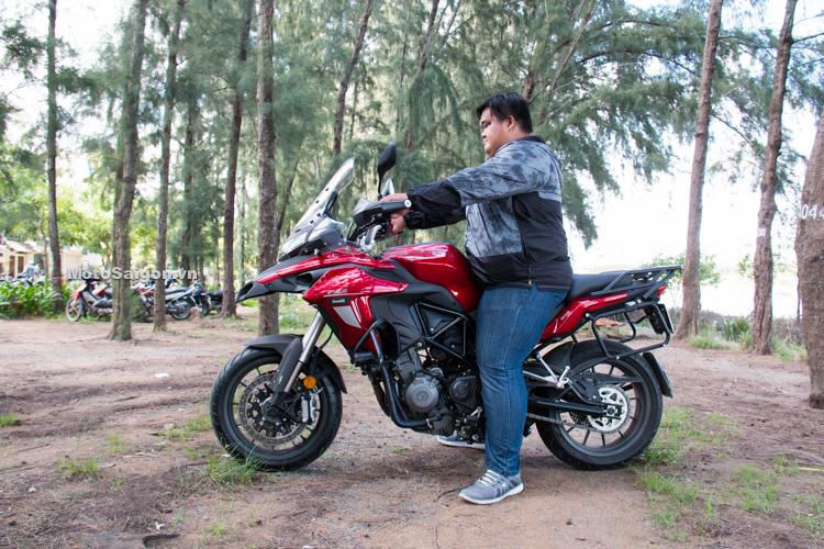 danh gia xe benelli trk 502 motosaigon motosaigon 27 26