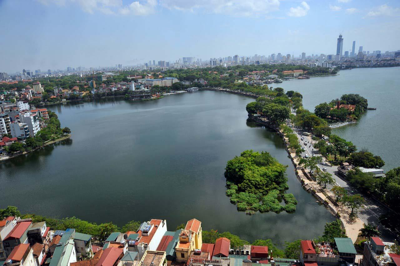 Hình ảnh đẹp Hồ Tây-Hà Nội
