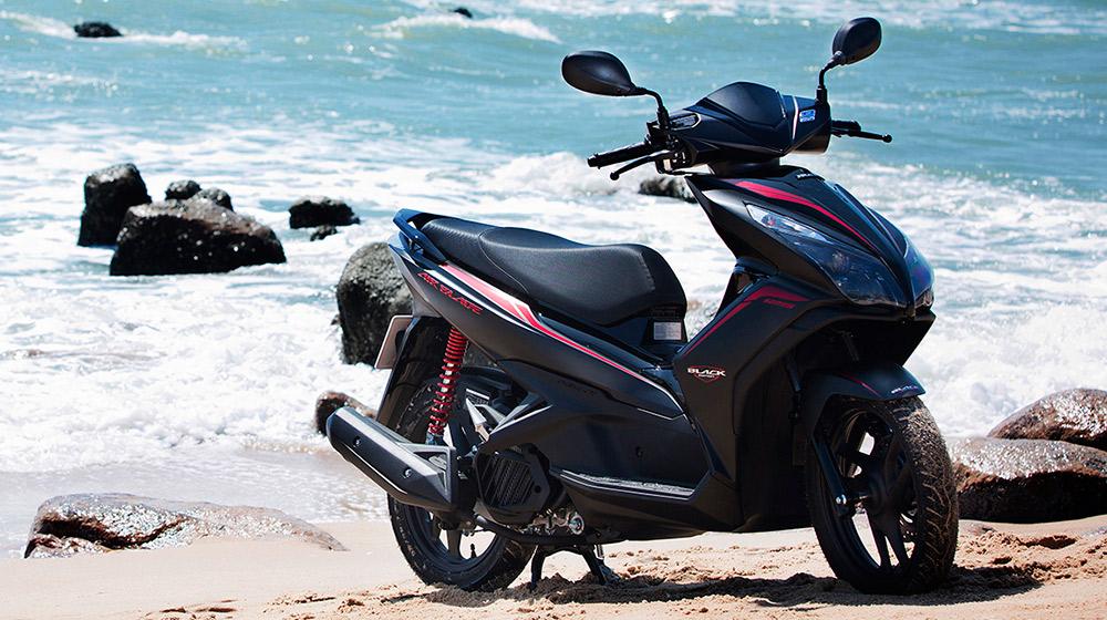 Honda Air Blade Black Editon 2015 - Sự kết hợp hoàn hảo honda air blade BE (13).jpg