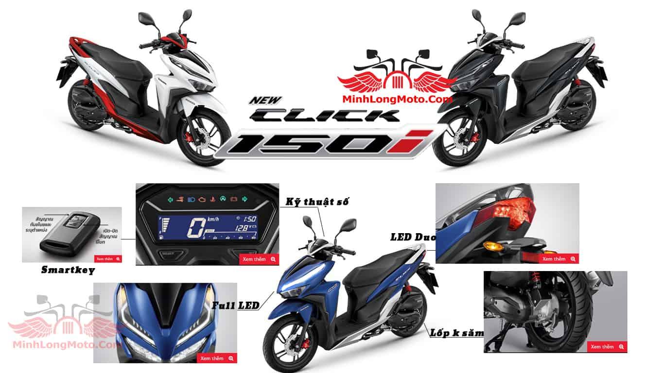 Honda Click 150 2021