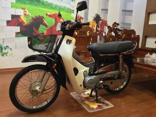 Chiếc Honda Dream độ độc nhất Việt Nam