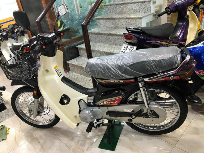 Honda Dream II trị giá 12 cây vàng của Hưng Sắt
