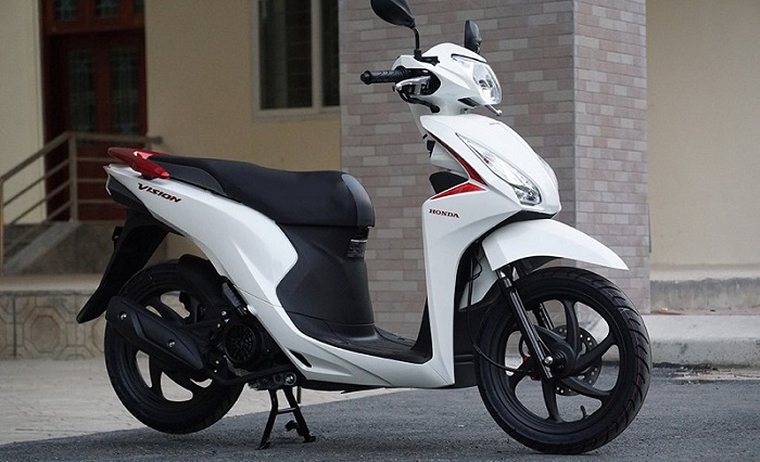 Honda Vision, Honda Vision 2021, Honda Vision 2021, Honda, Vision, Vision 2021, Xe ga Honda, Xe tay ga, giá xe Vision