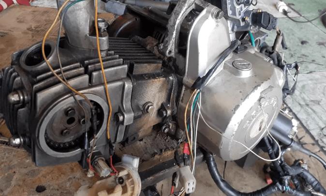 Hướng dẫn độ phun xăng điện tử cho xe wave