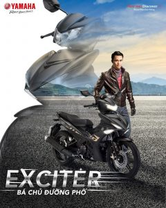 nhot xe exciter