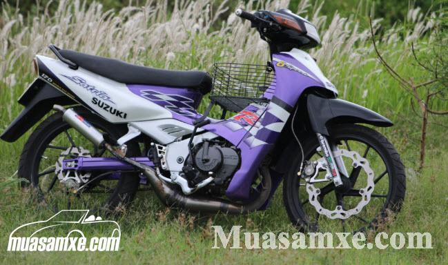 Suzuki Xipo giá bao nhiêu? bảng giá mua bán xe Xipo cũ mới tại Hà Nội và TP. HCM 2