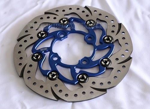 cách bảo dưỡng đĩa phanh trước xe máy