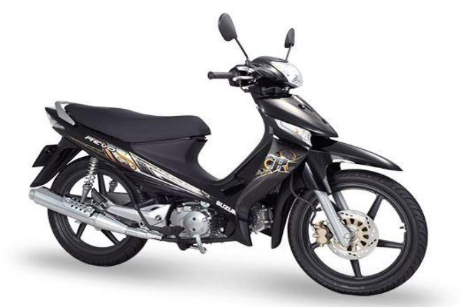 Xe Suzuki Revo