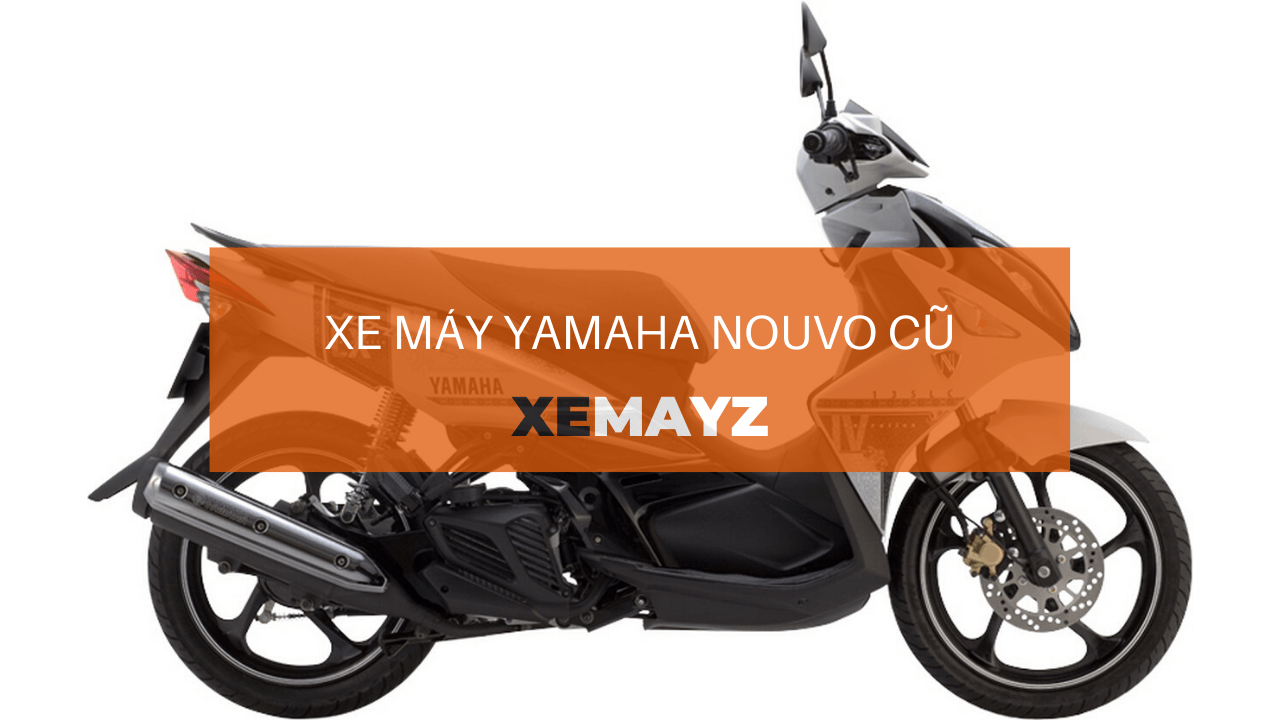 Cửa hàng Mua Bán Xe Máy Yamaha Nouvo Cũ Chế Độ Hậu Mãi Tốt Nhất 1